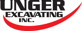 Unger Excavating Logo